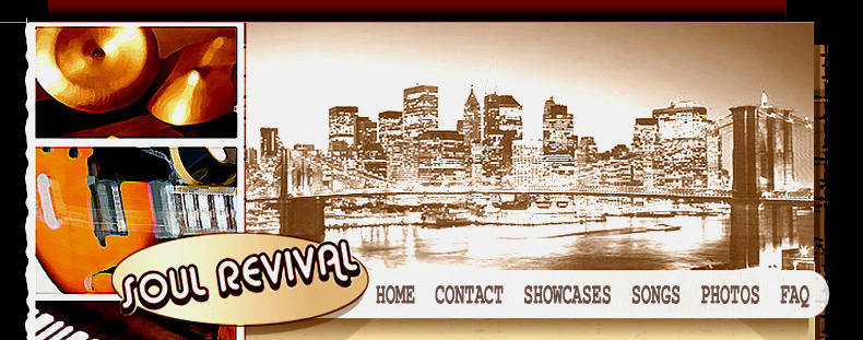 New York Band Soul Revival Weddings Corporate Events